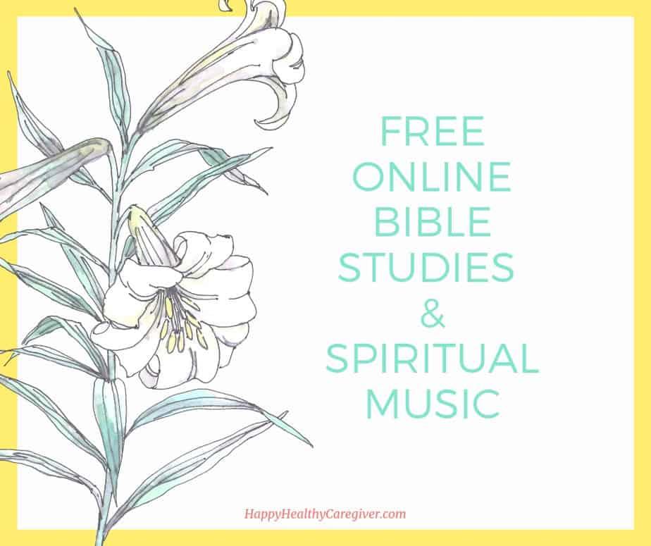 Free online Bible Studies and Spiritual Music
