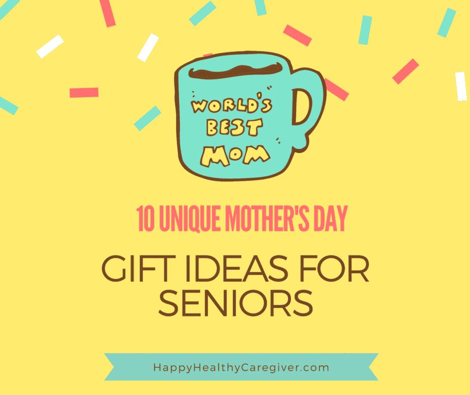 Day Gift Ideas for Seniors